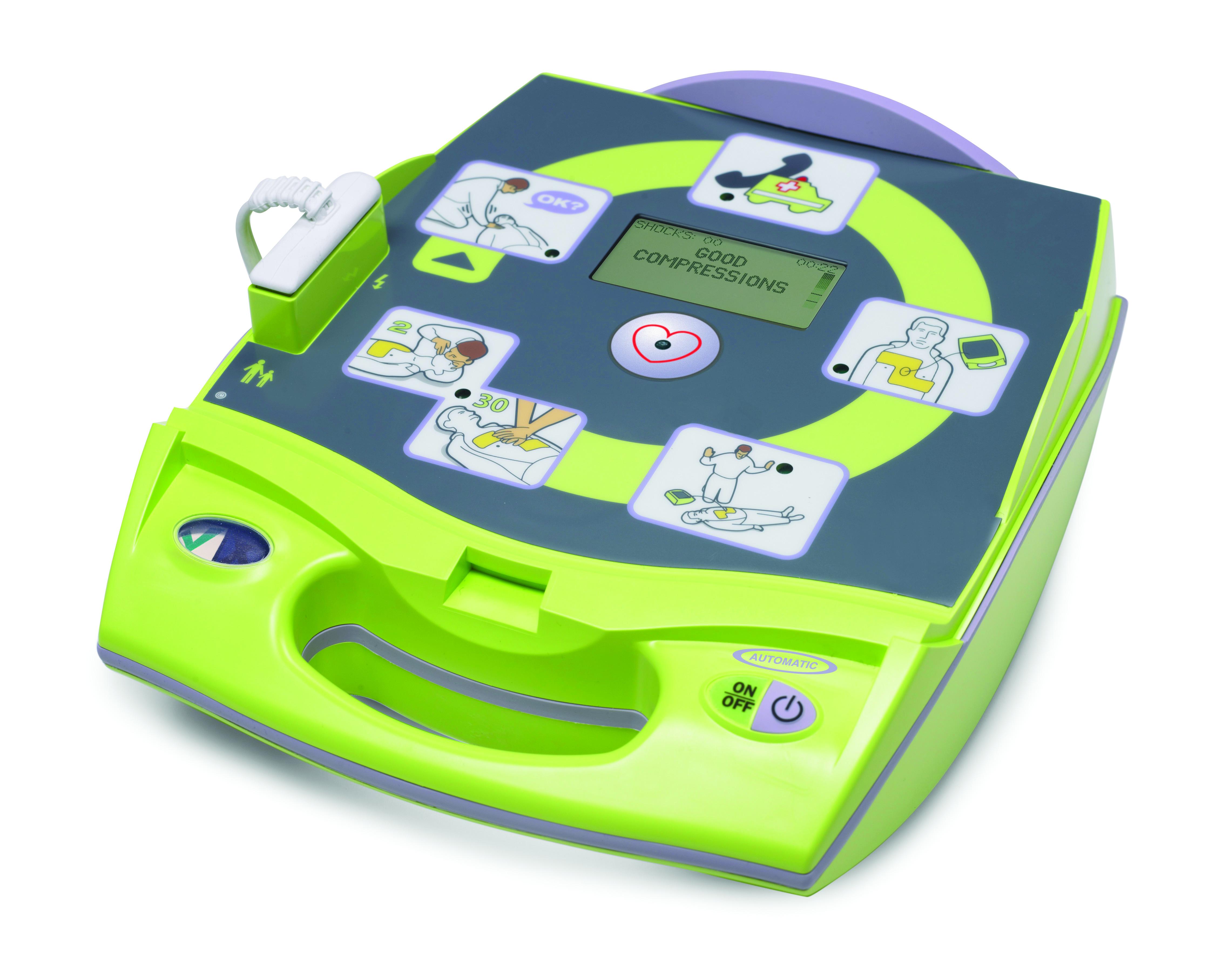 AED Plus Fully Automatic Defibrillator