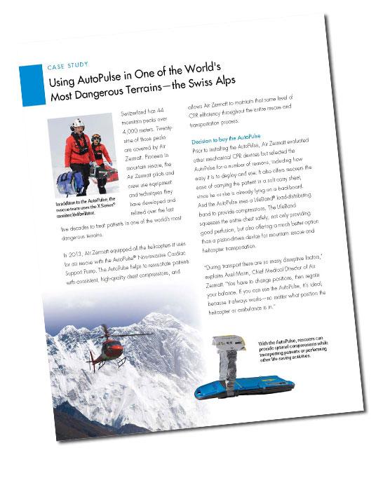 Air Zermatt Case Study