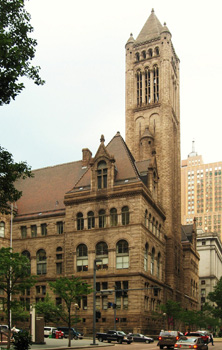 Allegheny Courthouse