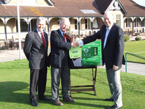 Briston Clifton Golf Course AED