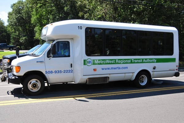 MWRTA bus