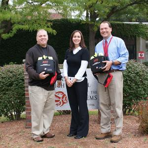 AEDs Donated