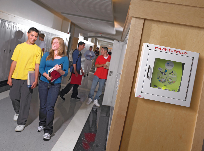 AED-school