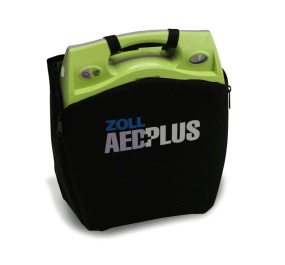 ZOLL AED Plus in Carry Case