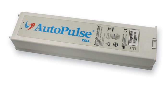 AutoPulse Li-ion Battery Low Resolution