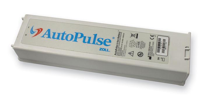 AutoPulse-batterijen